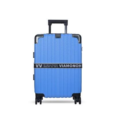 확장형 비토 20인치 기내용 캐리어 (블루) (캐리어벨트+_(1269692)