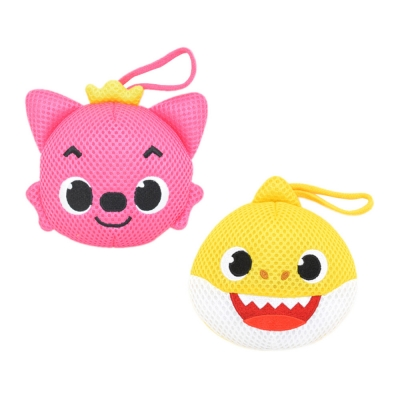 핑크퐁 목욕스펀지