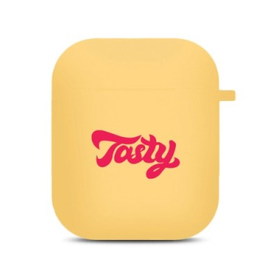 TASTY AirPods_YELLOW