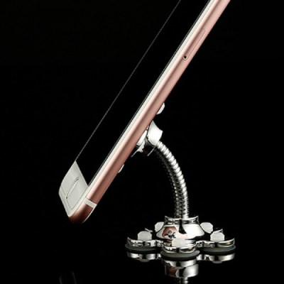 기본형 흡착판 스마트폰 거치대1개(색상랜덤)