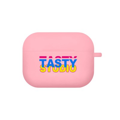 TASTY MULTI COLOR AirPods PRO_PINK