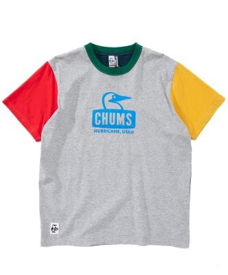 부비 페이스 티셔츠 Crazy