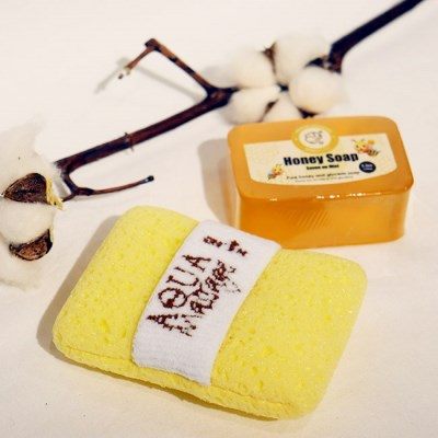 이태리 아기목욕 페이스타월 샤워스펀지 거품타올 비누거품망