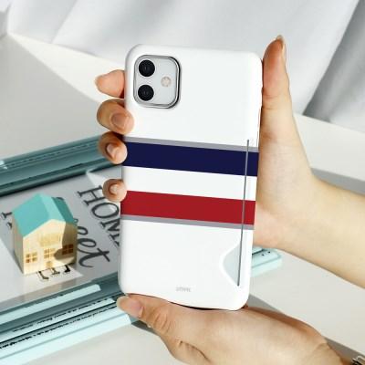 프렌치 카드스냅 3D 유광 하드케이스