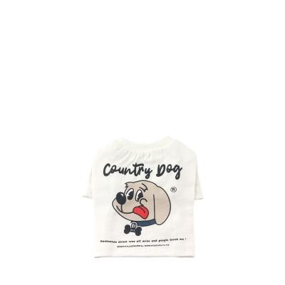 [monchouchou] Country Dog T-shirt for dog