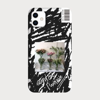 [하드/터프/슬라이드]Painting Flower_B/White