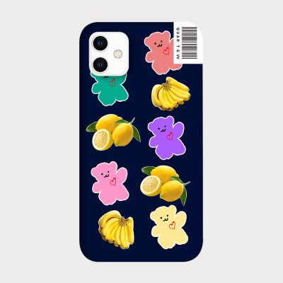 [하드/터프/슬라이드]Cutie Fruit_Navy