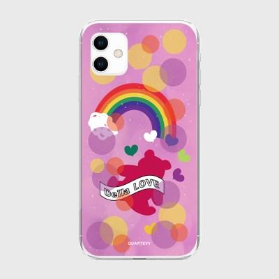 [젤리]Bear Heart_Pink