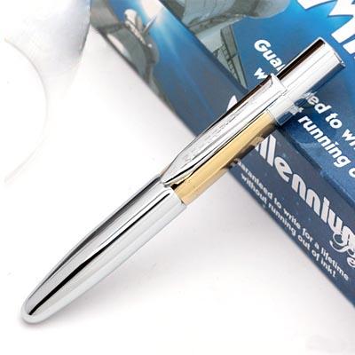 피셔 Gold Titanium Nitride & Chrome Coated Millennium II 볼펜