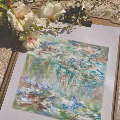 [텐텐클래스] (종로) 오일파스텔, 일상의예술 사사로운 드로잉클래스