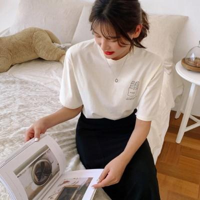 브레드 나염포인트 티셔츠(2609911)_(1633553)