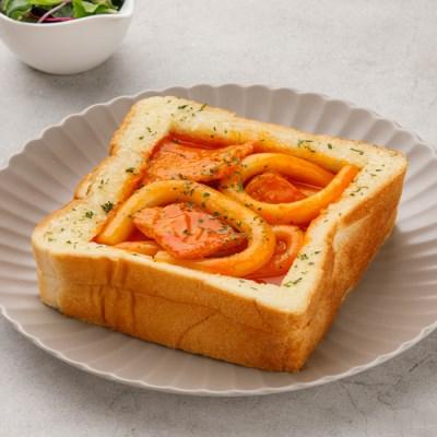 [빵떡세트2] 허니브레드+갈릭브레드 2팩 세트