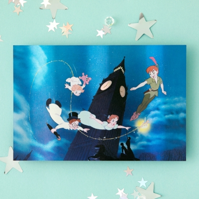 [디즈니] 팅커벨 홀로그램 엽서