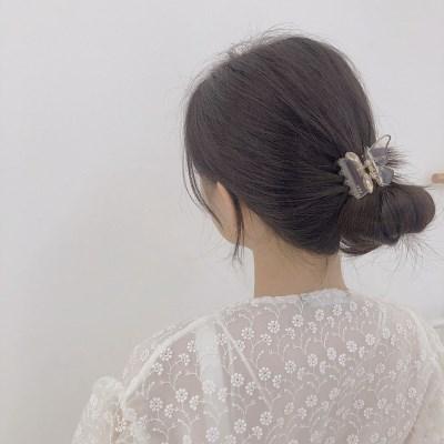 [헤어집게핀] 나비헤어클립