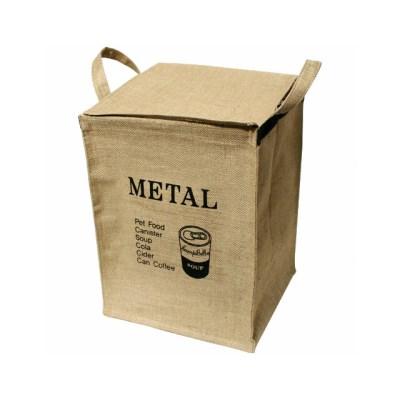 쥬트 사각 분리수거함 - Metal_(1796422)