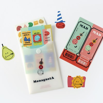 MonagustA 스티커팩