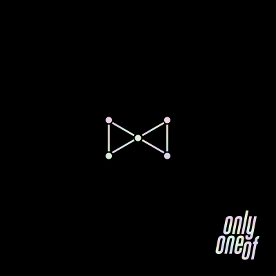 BLACK Ver./온리원오브 (OnlyOneOf) - [Produced by[ ] Part 1]