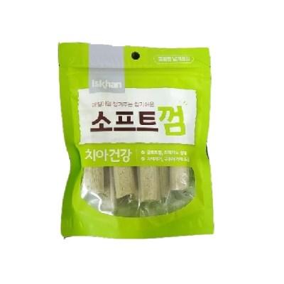 이즈칸 소프트 껌 치아건강 7P(50g)/애견껌,덴탈껌,강아지껌