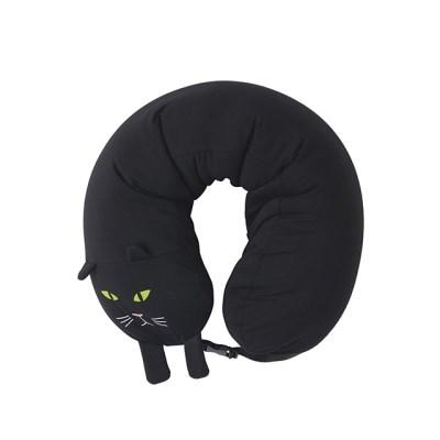 [도이] 여행용 목베개 기내용 목쿠션 고양이_(2952935)