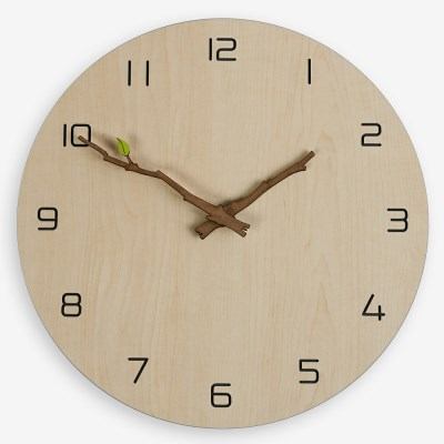 (ktk156)저소음 내추럴브랜치 시계_(698307)