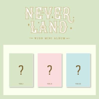 랜덤버전/특전/우주소녀(WJSN) - 미니 앨범 [Neverland]