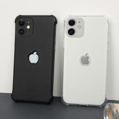 아이폰11프로/11프로맥스 코너 애플룩 슬림 범퍼 보호케_(1201109)