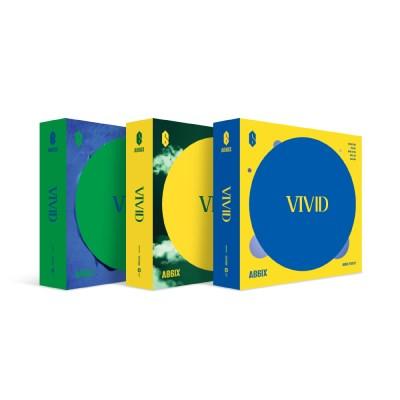 버전세트/특전/에이비식스 (AB6IX) 미니 2집 앨범 [VIVID]