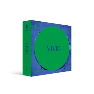 D Ver/특전/에이비식스(AB6IX) 미니 2집 앨범 [VIVID]
