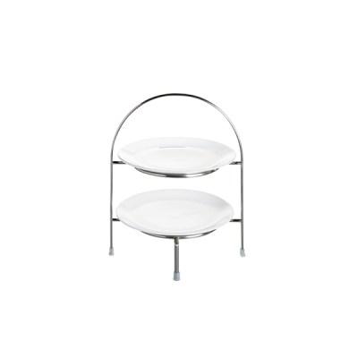 [선택24] 아사셀렉션 와이어 이단 접시 트레이(소)-H28_(988906)