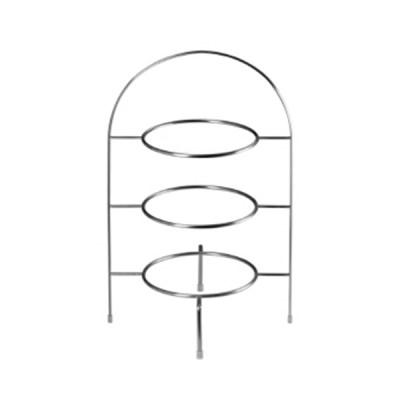 [선택27] 아사셀렉션 와이어 삼단 접시 트레이(대)-H49_(988903)