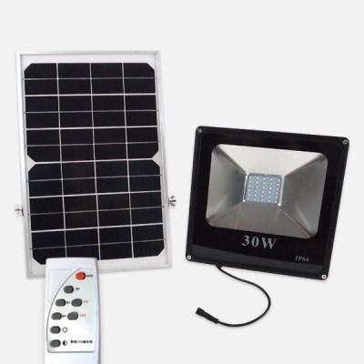 LED 태양광 투광등 CB-LFR03 레이더방식 리모컨형 야외_(1869974)