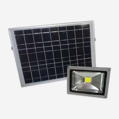 LED 태양광 투광등 CB-LFL01 분리형 야외조명_(1869971)
