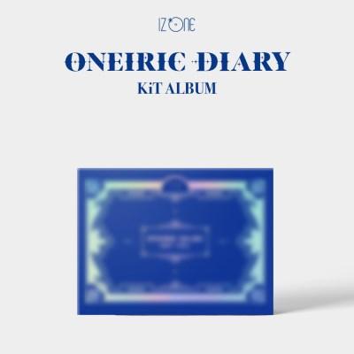 KiT 앨범/아이즈원 - 미니 앨범 3집 [Oneiric Diary]