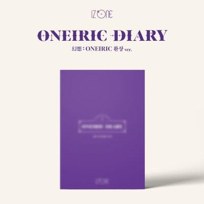 환상 Ver/아이즈원 - 미니 앨범 3집 [Oneiric Diary]