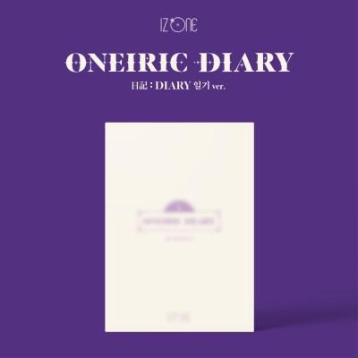 일기 Ver/아이즈원 - 미니 앨범 3집 [Oneiric Diary]