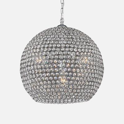 LED 펜던트 캐롤라인 크리스탈 3등 카페 매장조명_(1871027)