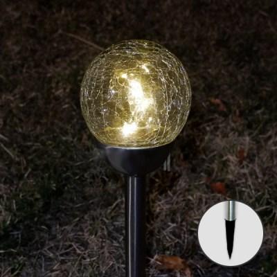 LED 태양광 야외조명 CB-RGBG 실외 무드등 6ea 1Set_(1870970)