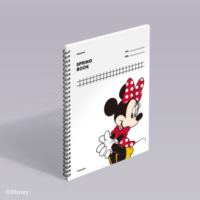 [디즈니] 스프링북 스퀘어드 - 미니 마우스