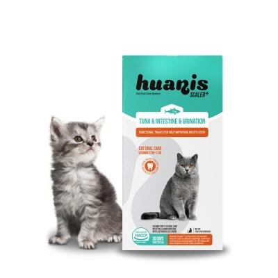 휴애니스 스케일러 플러스 참치 150g 고양이 덴탈케어_(952589)
