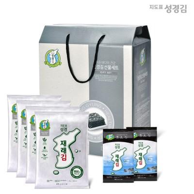 지도표 성경김 명절 행복세트 종합C호 4호