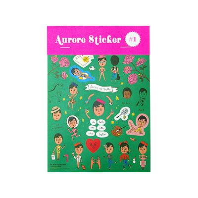 Aurore Sticker No.1