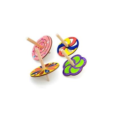 컬러링 전통팽이 만들기 (4인용)