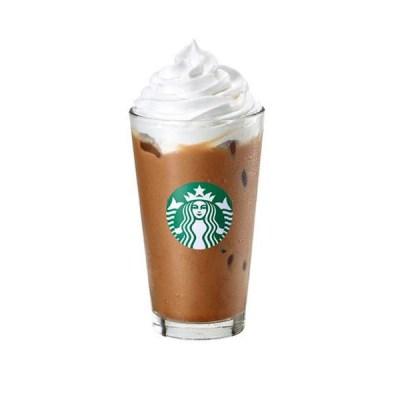 [스타벅스] 아이스 카페모카 Tall
