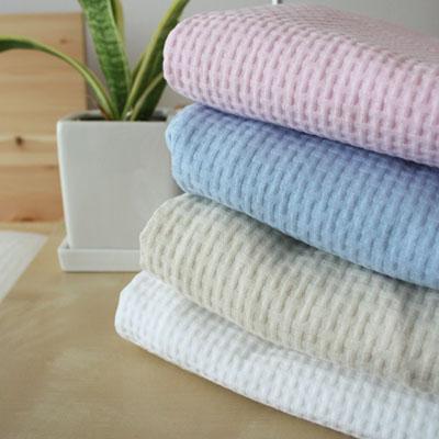 컬러 와플 침대패트(4colors)