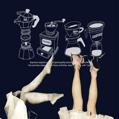 커피향기 큰사이즈