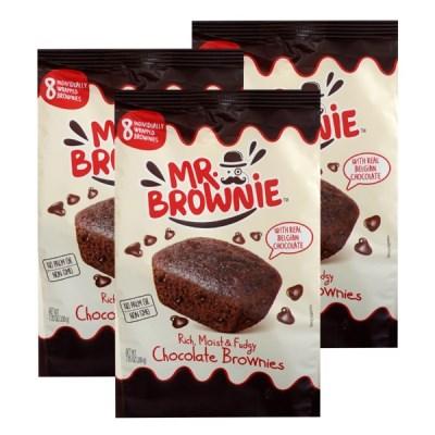 [무료배송] 미스터 브라우니 초콜릿 200g x 3개