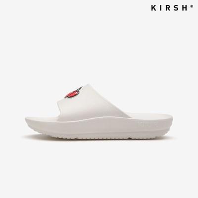 [키르시] KIRSH SLIPER 슬리퍼 슬라이드 아이보리 화이트(KIR02_IVOR