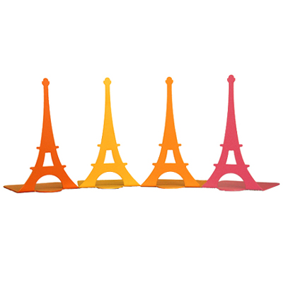 Paris-The effel tower 북엔드