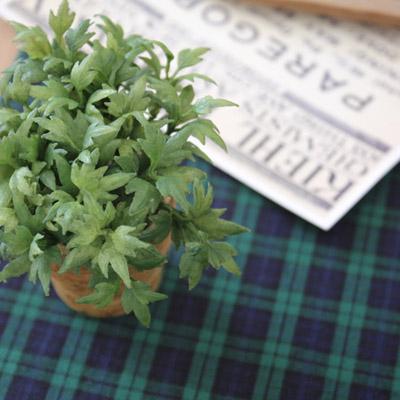 와치체크 식탁커버 -green