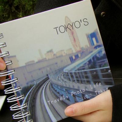 TOKYOS 도쿄즈 빈티지 감성 포토 다이어리